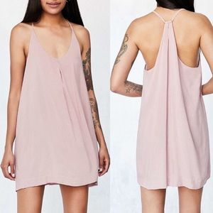 Silence + Noise Madness Mini Slip Dress